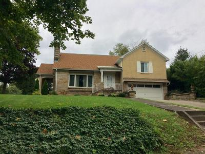 Clarion PA Single Family Home For Sale: $119,000