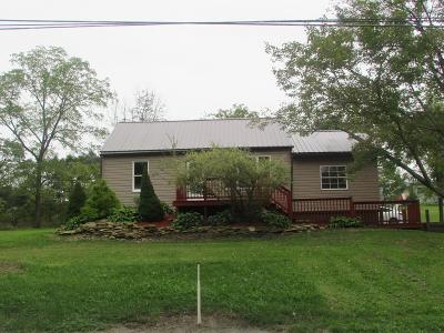 Rimersburg Single Family Home For Sale: 10190 Route 68