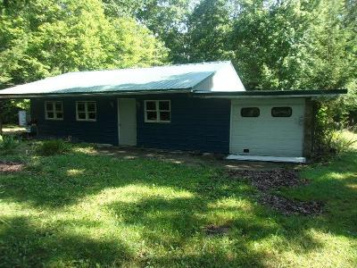Forest County Single Family Home Active - Under Contract: 1446 Church Hill Rd.