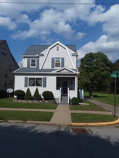 Clarion County Single Family Home Active - Under Contract: 513 Penn St.
