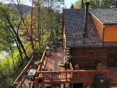 Venango County Single Family Home For Sale: 1154 River Drive