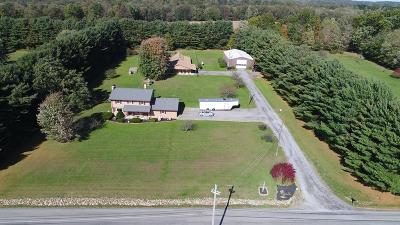 Venango County Single Family Home For Sale: 1641 Keely Rd.