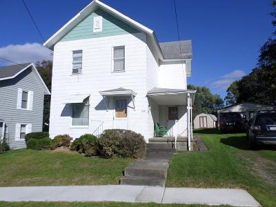 Clarion County Single Family Home Active - Under Contract: 128 Cherry Run Road