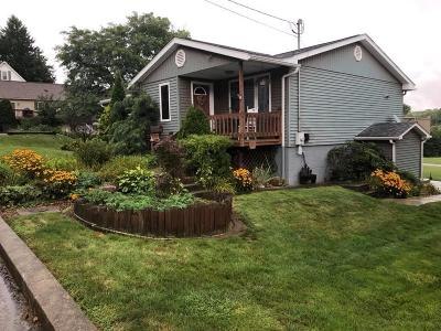 Clarion County Single Family Home For Sale: 620 Lafayette Street