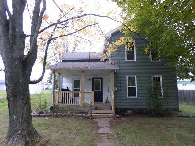 Strattanville Single Family Home For Sale: 251 Washington Street