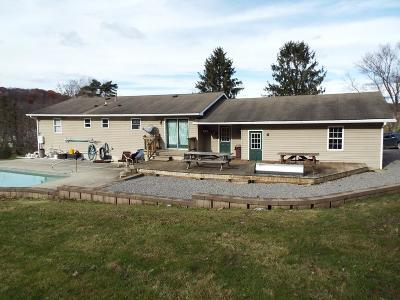Clarion County Single Family Home Active - Under Contract: 130 Marble-Strobleton Road