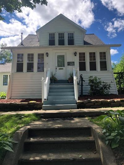 Clarion County Single Family Home For Sale: 120 South Third Avenue