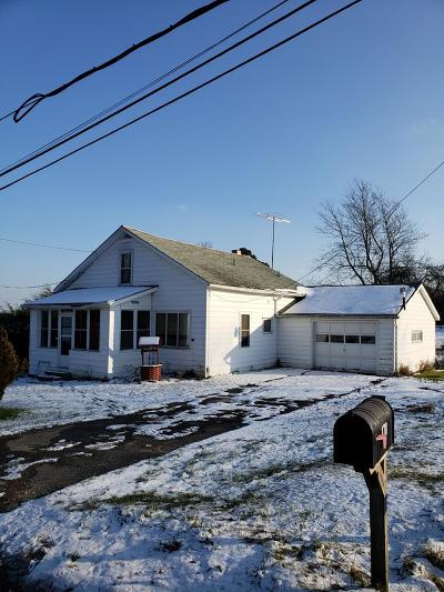 Clarion County Single Family Home For Sale: 178 Lobaugh Hill Road