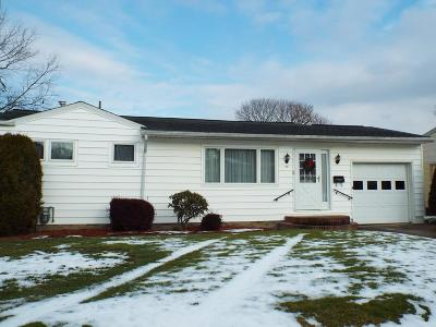 Clarion PA Single Family Home For Sale: $115,000