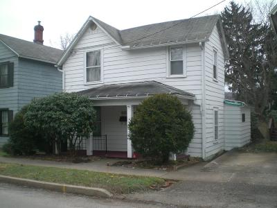 Venango County Single Family Home For Sale: 321 Pacific Street