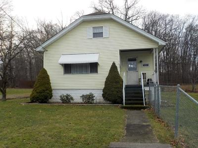 Venango County Single Family Home Active - Under Contract: 123 Hillcrest Avenue