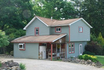 Venango County Single Family Home For Sale: 236 Rockland Cranberry Road
