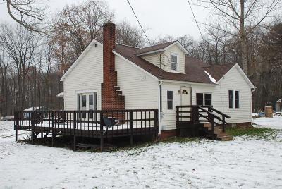 Clarion County Single Family Home Active - Under Contract: 36 Day City Road