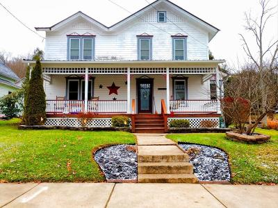 Forest County Single Family Home For Sale: 608 Elm Street
