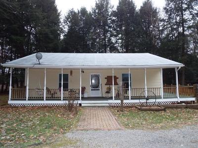 Clarion County Single Family Home For Sale: 1663 Roundtown Drive