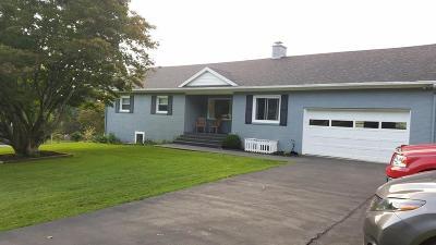 Venango County Single Family Home For Sale: 445 Gurney Road