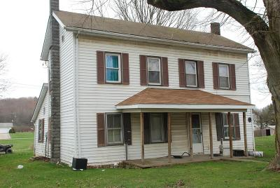 Clarion County Single Family Home For Sale: 5742 Doc Walker Road