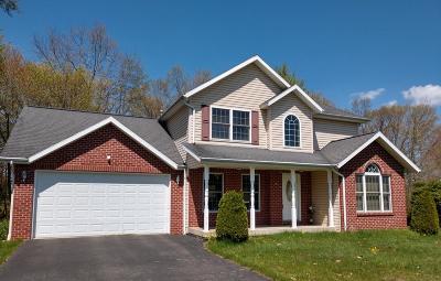 Venango County Single Family Home For Sale: 247 Emrick Drive