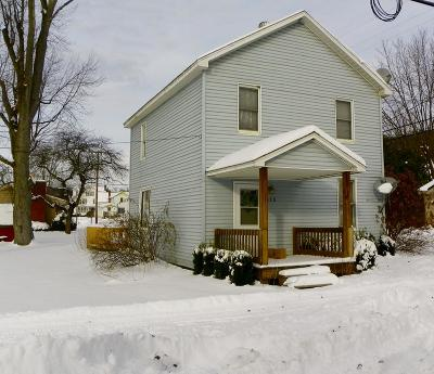 Forest County Single Family Home Active - Under Contract: 113 May Street