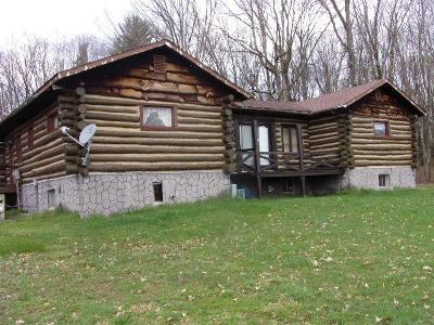 Clarion County Single Family Home Active - Under Contract: 23335 Route 208