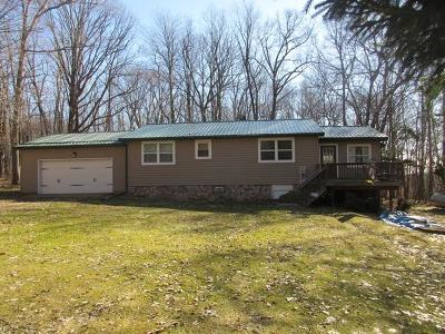 Venango County Single Family Home For Sale: 723 Burns Road