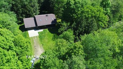 Venango County Single Family Home For Sale: 3227 Raymilton Rd