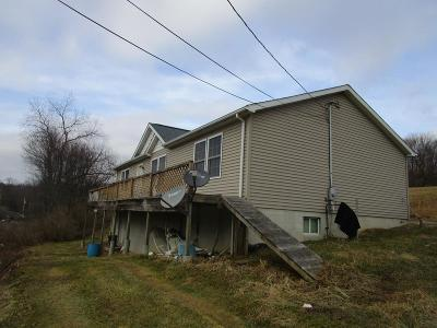 Clarion County Single Family Home Active - Call Agent: 10671 E. Reidsburg Rd