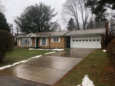 Clarion County Single Family Home Active - Under Contract: 353 Aaron Drive