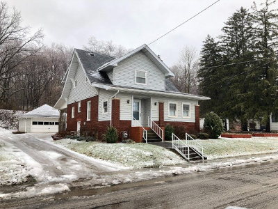 Clarion County Single Family Home Active - Under Contract: 729 S Main Street