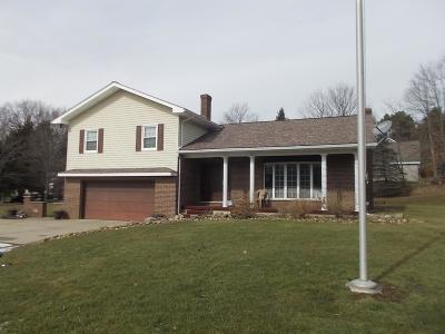 Clarion County Single Family Home Active - Under Contract: 103 Pointe Road
