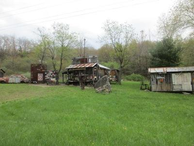 Venango County Single Family Home For Sale: 3048 Oneida Valley Road