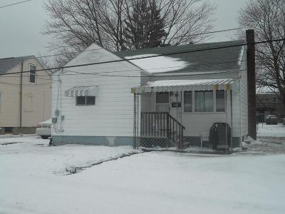 Clarion PA Single Family Home Active - Under Contract: $68,500