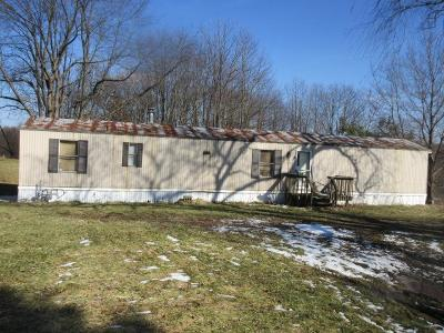 Venango County Single Family Home Active - Under Contract: 1531 Georgetown Road