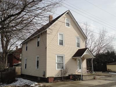 Venango County Single Family Home Active - Under Contract: 316 Rear Bissell Avenue
