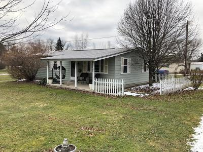 Clarion County Single Family Home For Sale: 101 North Third Street