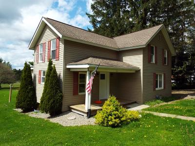 Clarion County Single Family Home For Sale: 71 N Railroad Alley