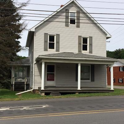 Clarion County Single Family Home For Sale: 260 Greenville Ave