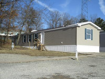Clarion County Single Family Home For Sale: Lot 0 Wood Note Acres