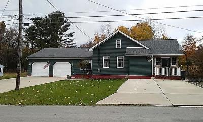 Clarion County Single Family Home For Sale: 221 Maple Drive