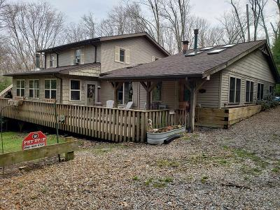 Clarion County Single Family Home For Sale: 4210 Millcreek Dr.