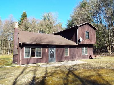 Clarion County Single Family Home Active - Under Contract: 90 Pine Hollow Road