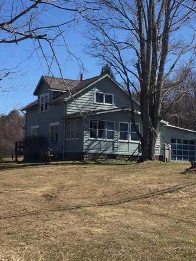 Venango County Single Family Home For Sale: 1530 St Rt 428