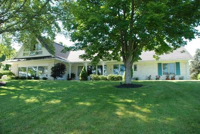 Clarion County Single Family Home For Sale: 1316 Robinwood Drive