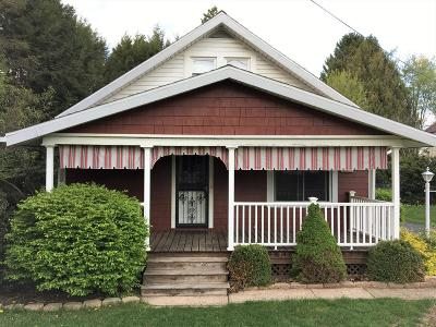Venango County Single Family Home For Sale: 120 Hillcrest