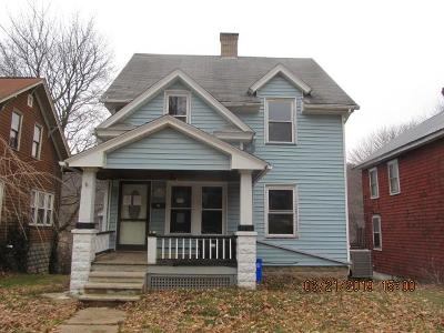 Venango County Single Family Home For Sale: 1028 W Second Street
