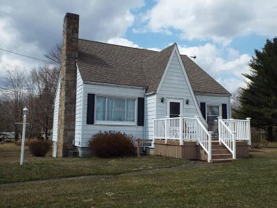 Clarion County Single Family Home Active - Under Contract: 12669 Route 208
