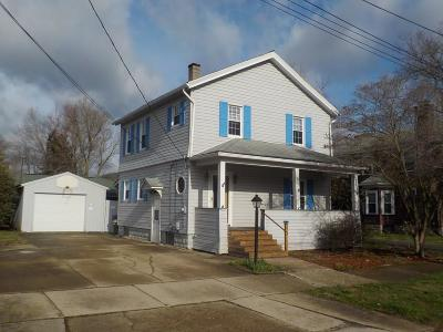 Venango County Single Family Home For Sale: 104 14th Street