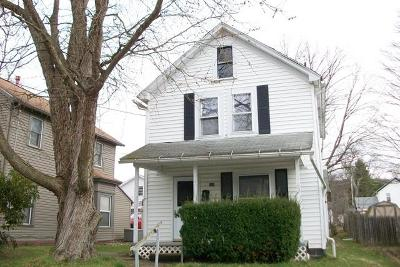 Venango County Single Family Home For Sale: 131 Lamberton Street