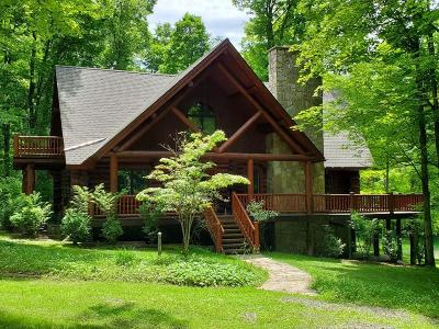 Venango County Single Family Home For Sale: 3748 Lamberton Rd