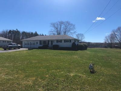 Venango County Single Family Home Active - Under Contract: 334 Pone Lane